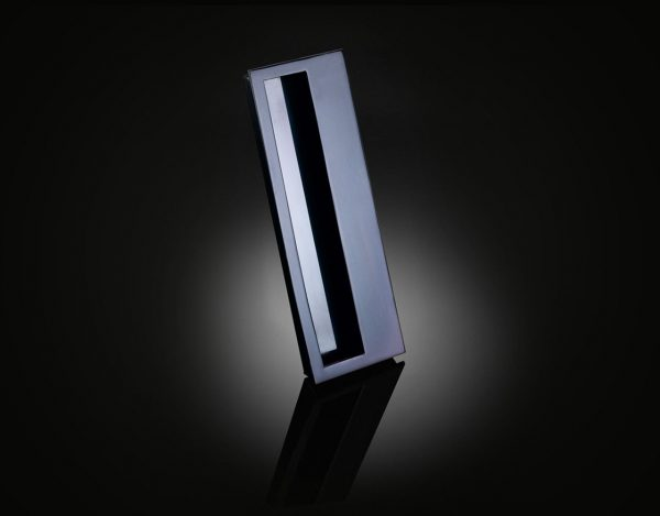 VAFP03 Bespoke Flush Pull handle from izé in Dark Bronze finish
