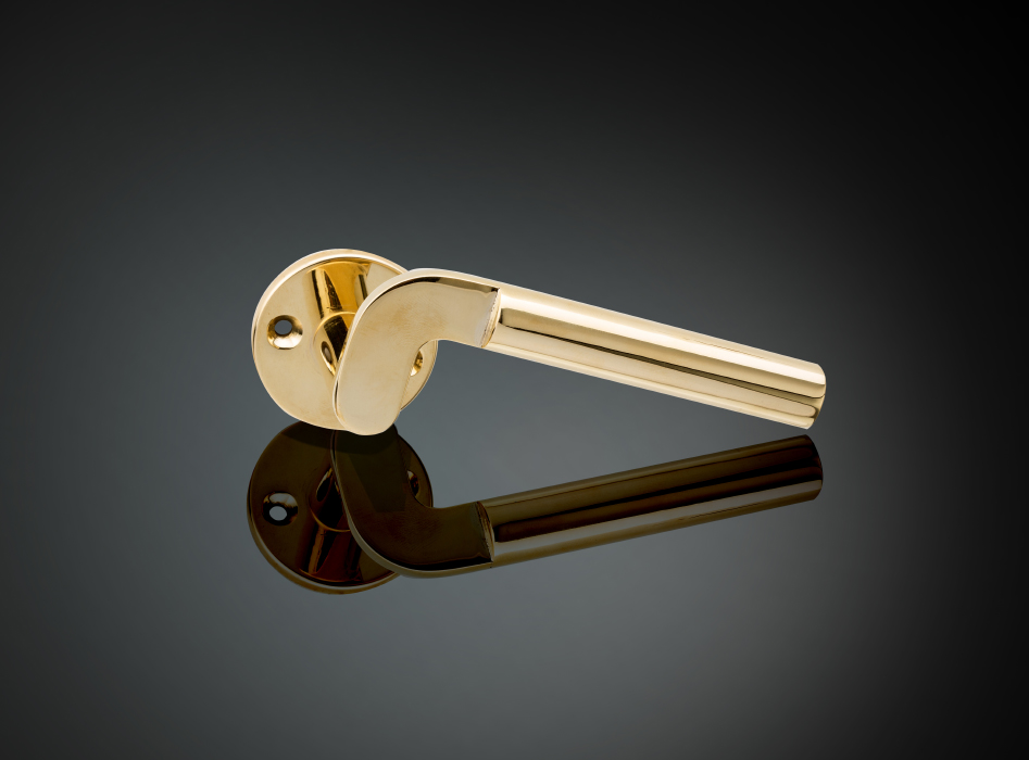 JPL13 luxury lever handle by Juhani Pallasmaa