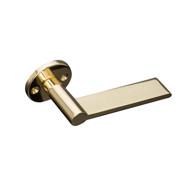 luxury lever handle by Juhani Pallasmaa