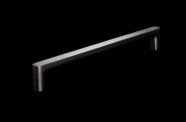 modernist pull handle by Mies van der Rohe